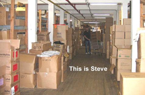 Hi I'm Steve